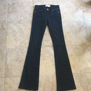 RACHEL ROY Regal Bootcut Jeans - Size 24